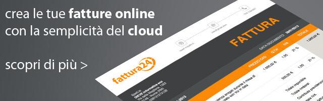 Fattura24 in Cloud